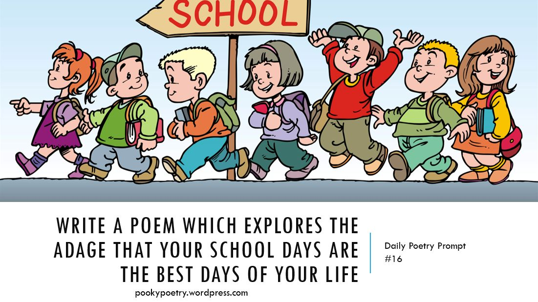school days are the best days of your life essay The most pleasant piece of writing depicting the best days of your life essay on my days in school essay on my days in school my first day at.